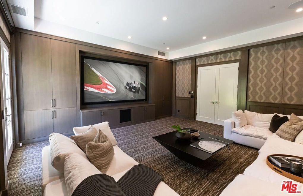 מדונה קנתה בית הידן הילס Hidden Hills לוס אנג'לס 6