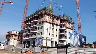 """פרויקט בנייה בראשל""""צ, צילום: דנה קופל"""