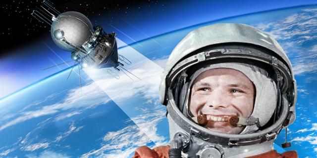 יורי גגארין חללית חלל הקברניט
