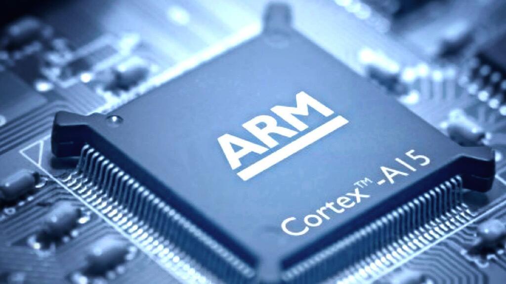 שבב מחשב ARM