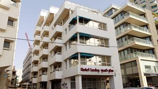 מלון לוסקי ברחוב הירקון בתל אביב, צילום: עמית שעל