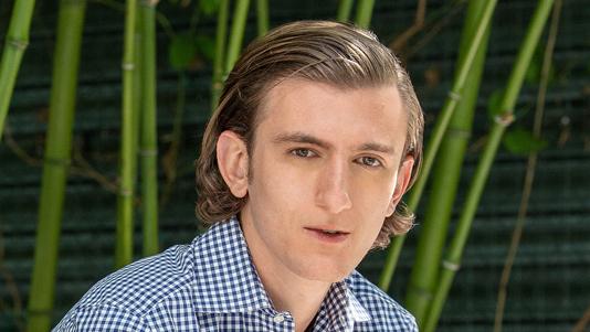 אידו ג'ינו, מייסד ומנכ״ל  RapidAPI , צילום: Damian Marhefka