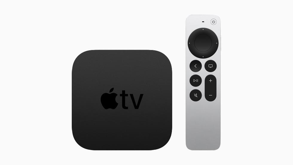 אפל TV שלט סטרימר 2021