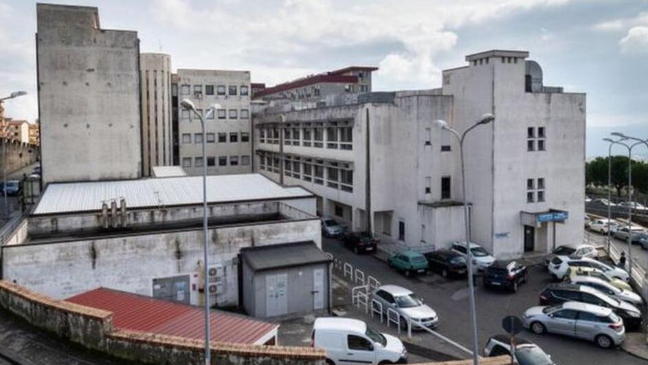 בית חולים צ'יאצ'ו Ciaccio בעיר קאטנזארו איטליה