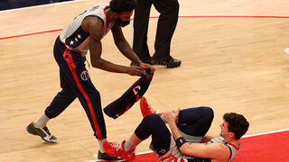 דני אבדיה נפצע NBA, Geoff Burke-USA TODAY Sports