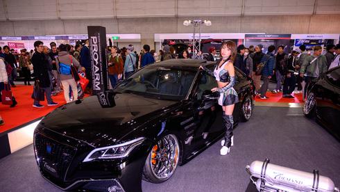 תערוכת הרכב בטוקיו (ארכיון), צילום: שאטרסטוק