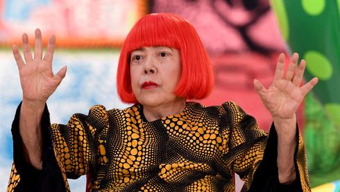 """תערוכת ענק של האמנית המצליחה בעולם תוצג במוזיאון ת""""א"""