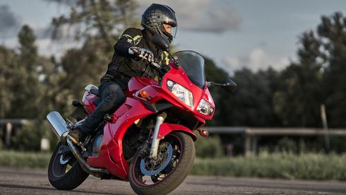 אופנוע אופנועים, צילום: שאטרסטוק