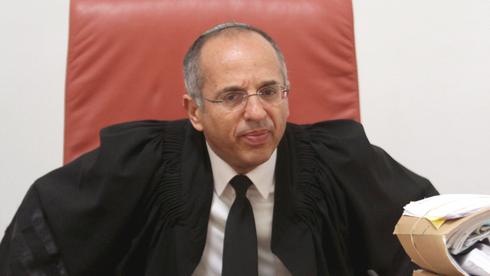 נעם סולברג, שופט בית המשפט העליון - חדש, צילום: אלכס קולומויסקי