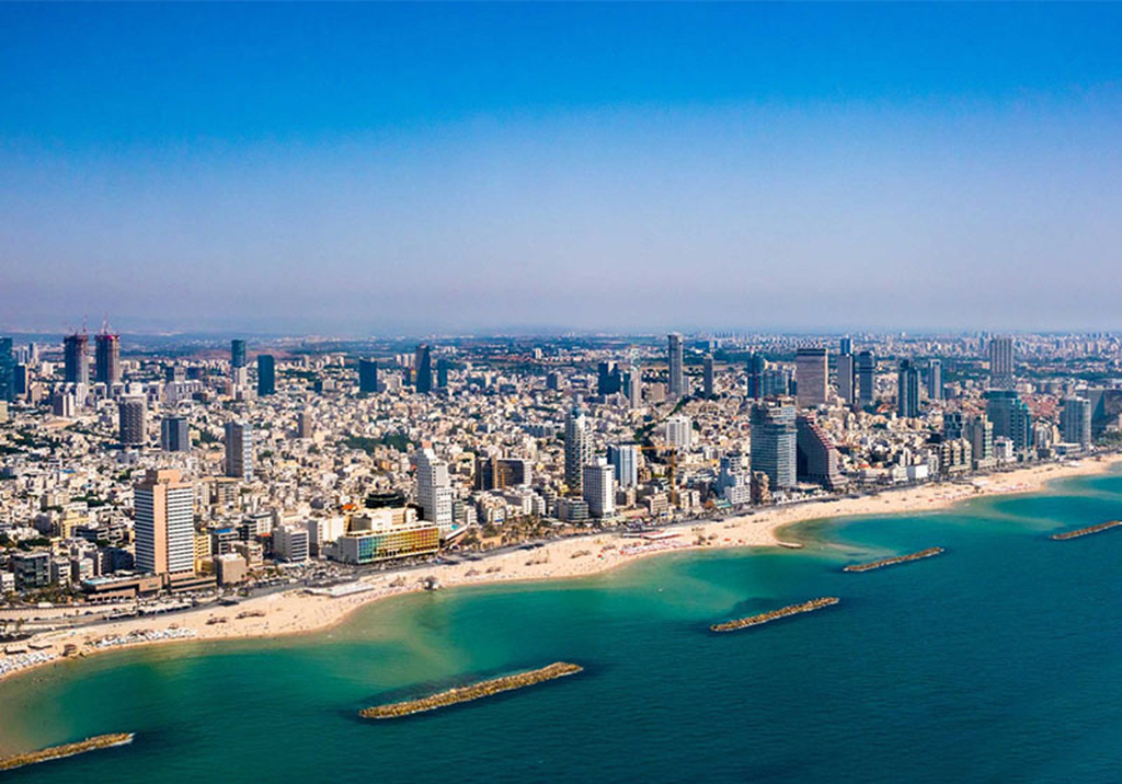 תל אביב פרנצי נדלן זירת הנדלן