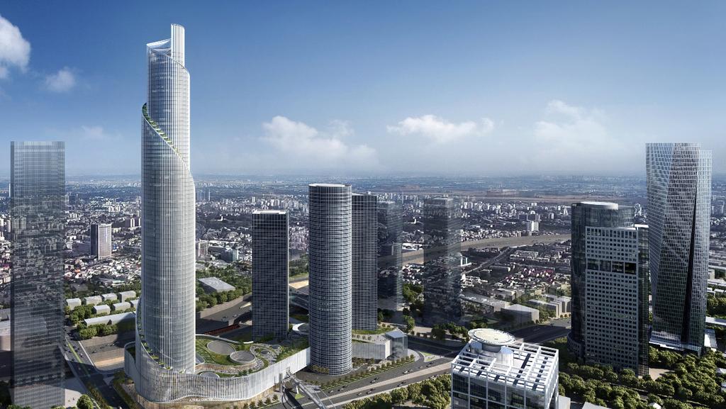 עזריאלי השכירה 15 קומות לחברת ראפיד תמורת כ-250 מיליון שקל