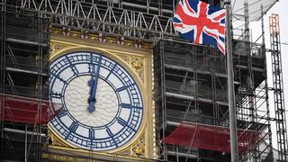 ביג בן לונדון ב שיפוץ פנאי