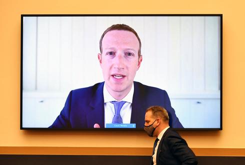 """מייסד פייסבוק מארק צוקרברג. השינוי """"יפגע בעסקים הקטנים"""", צילום: אם סי טי"""