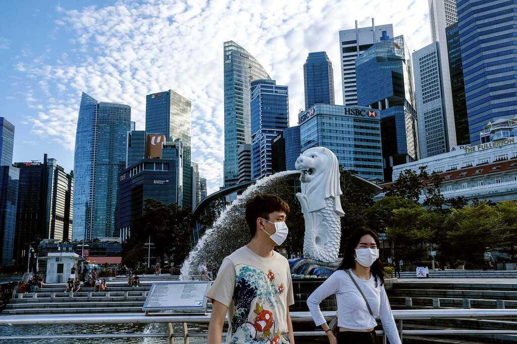 קורונה בסינגפור
