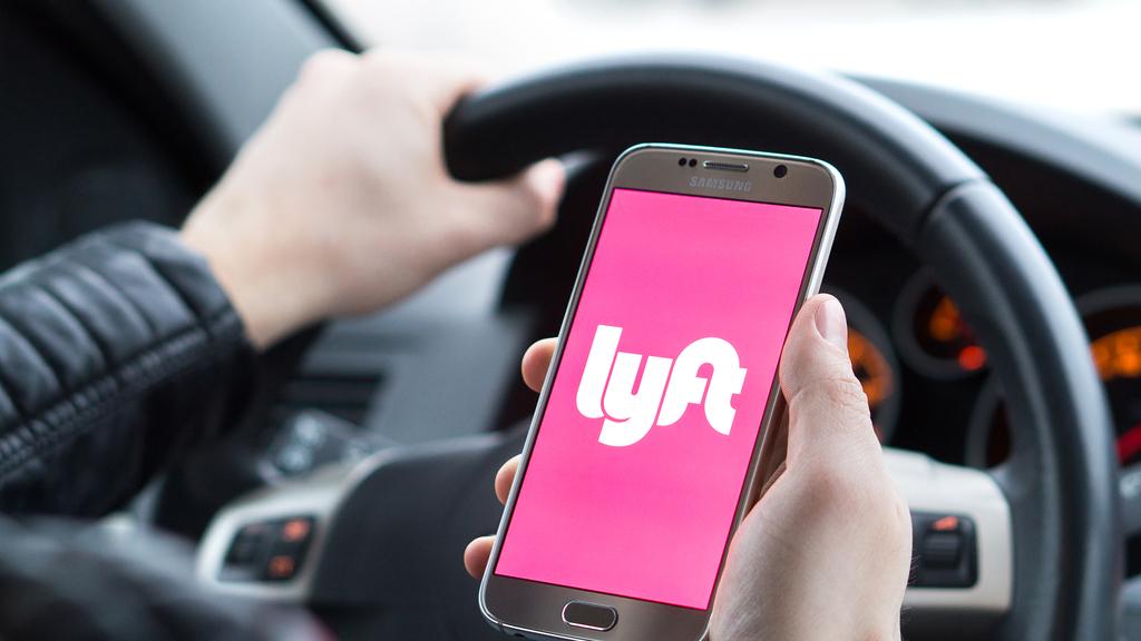 אפליקציית ליפט  Lyft