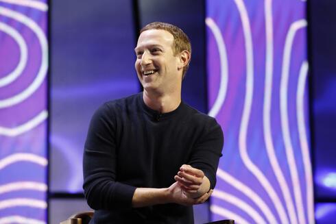 מייסד פייסבוק מארק צוקרברג  , צילום: בלומברג