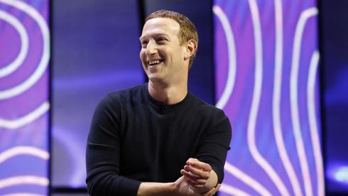 """מנכ""""ל פייסבוק מארק צוקרברג. גוגל, פייסבוק ואחרות פשוט הפכו גדולות מדי , צילום: בלומברג"""