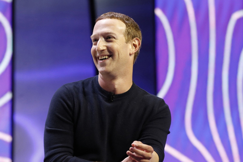 מייסד פייסבוק מארק צוקרברג, צילום: בלומברג