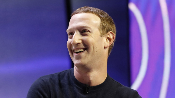 מייסד פייסבוק מארק צוקרברג 27.4.21