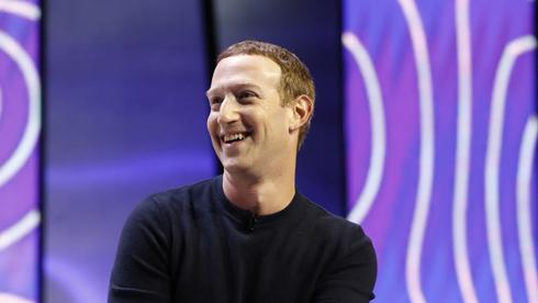 מייסד פייסבוק, מארק צוקרברג. משתמש בבעלי העסקים כבחומת מגן, צילום: בלומברג