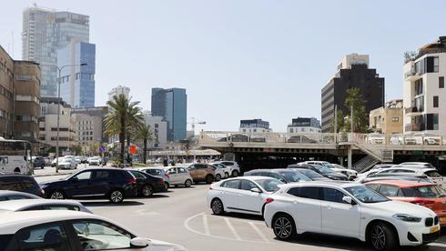 חניון הדר בתל אביב, צילום: אוראל כהן