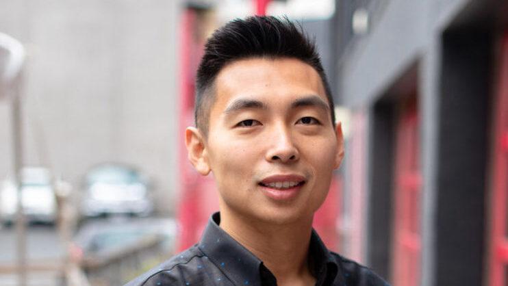 "Justin Zhu ג'סטין ז'ו מנכ""ל מודח של Iterable"