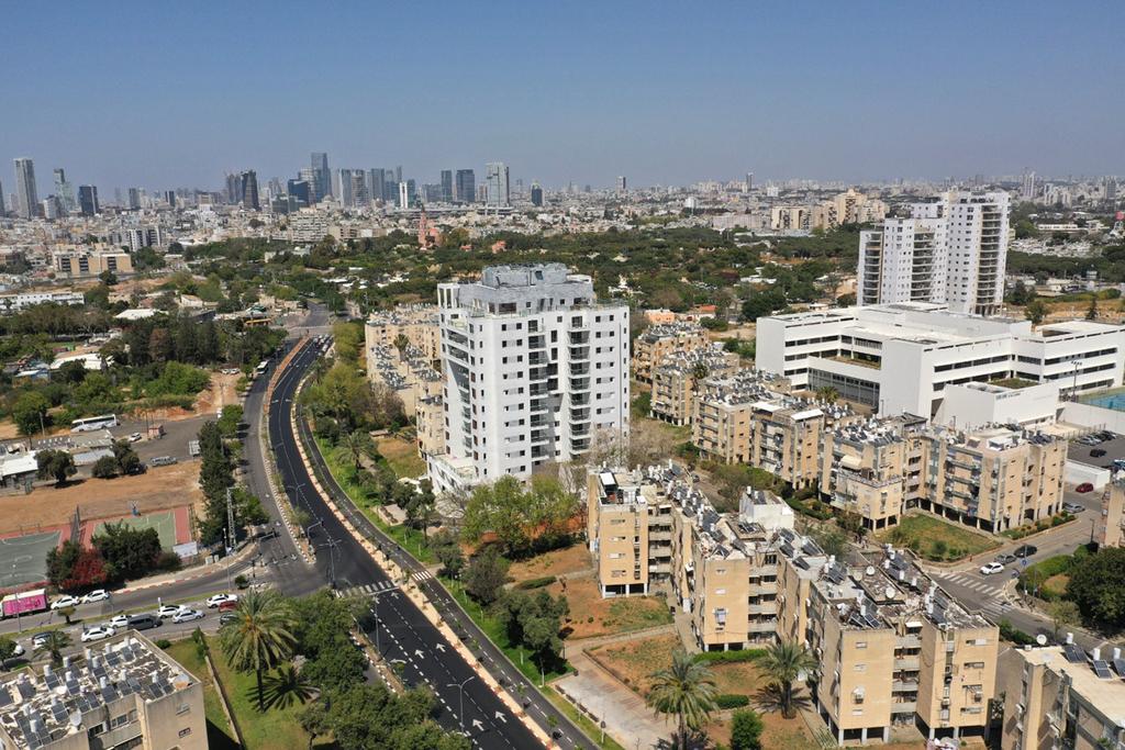 שכונת נווה עופר תל אביב פינוי בינוי