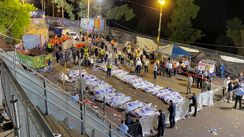 45 הרוגים באסון הר מירון, רויטרס