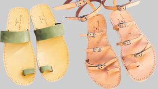 סנדלים של Greek Sandals פנאי