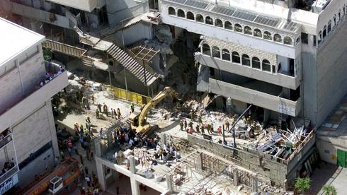 אסון ורסאי ב־2001. עשרים שנה חלפו ועדיין ממתינים ליישום המסקנות , צילום: מאירפרטוש