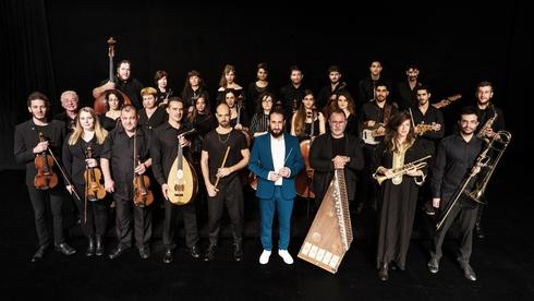 תזמורת ירושלים מזרח ומערב , חיים יפים ברבלט