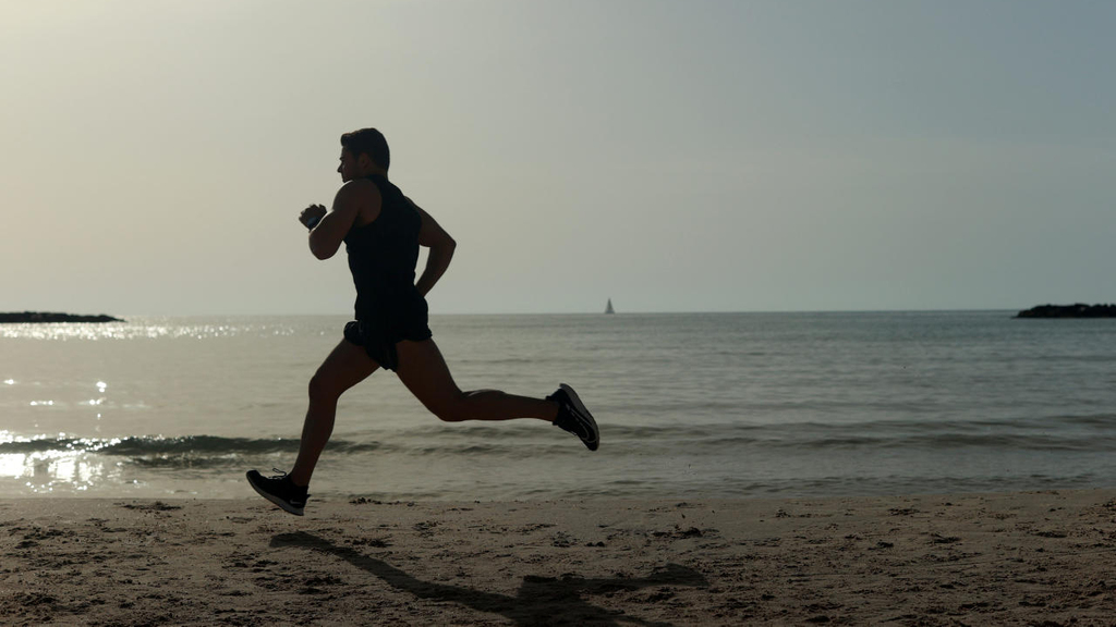 פנאי ישראל ב אימון ריצה