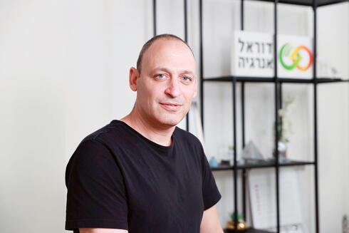 """יקי נוימן ,מנכ""""ל דוראל אנרגיה, צילום: אוראל כהן"""