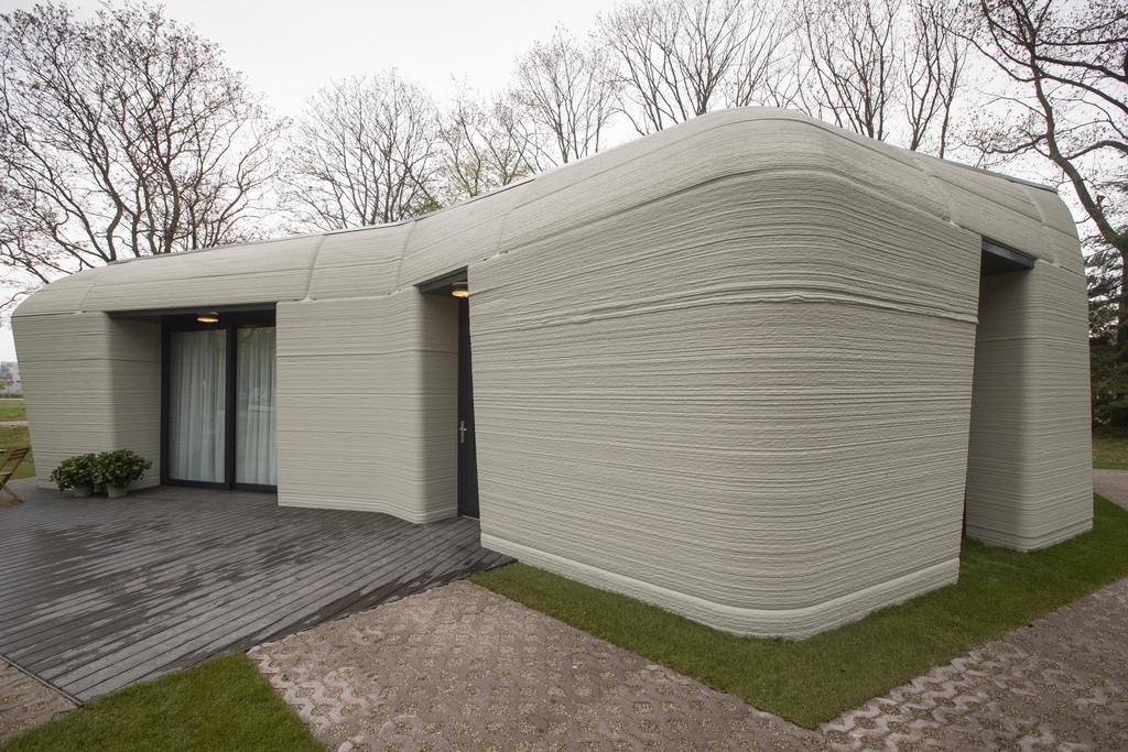 בית הדפסת תלת מימד אינדהובן הולנד