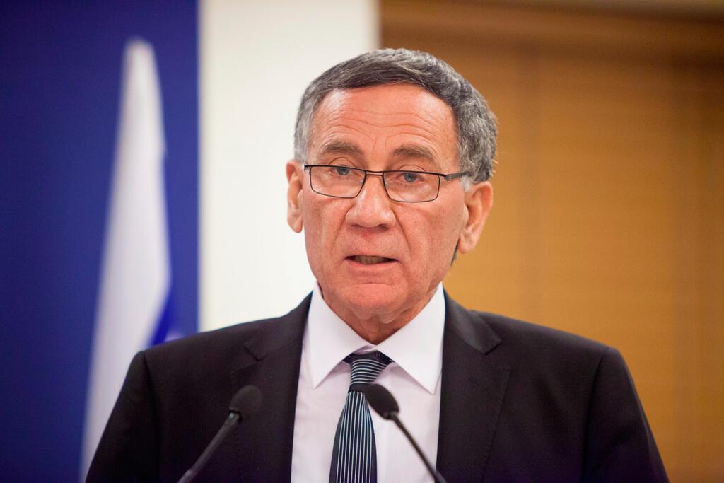 ראש עיריית הרצליה משה פדלון
