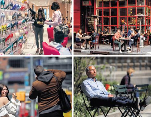 מניו יורק ועד ריס וית'רספון: על מה דיברו השבוע בתרבות