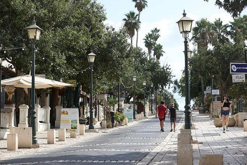 רחוב המייסדים בזכרון יעקב , אלעד גרשגורן