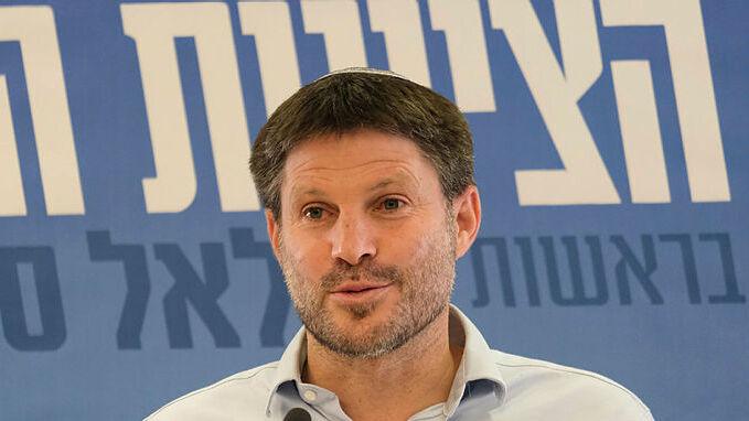 בצלאל סמוטריץ' הציונות הדתית