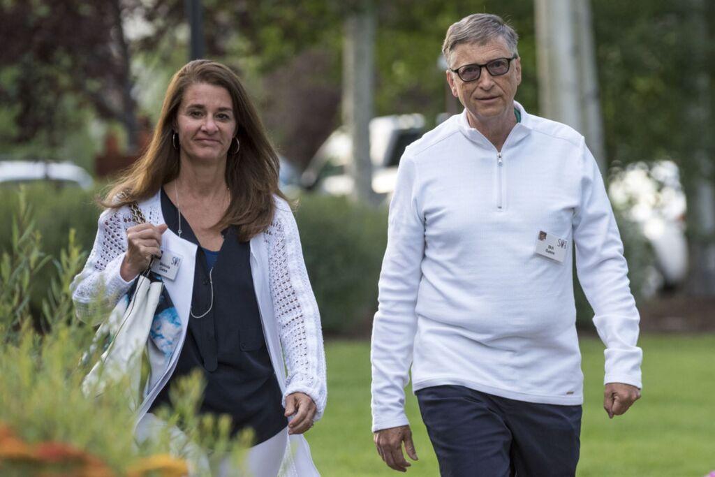 ביל מלינדה גייטס מתגרשים 1