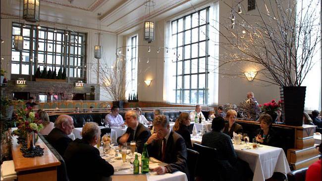 מסעדה אילוון מדיסון פארק ניו יורק שף דניאל האם מסעדה אילוון מדיסון פארק ניו יורק Eleven