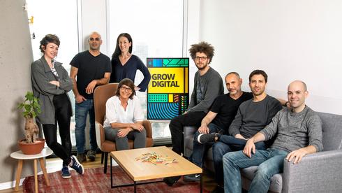 עובדי חברת פרוספרה , צילום: Prospera technologies