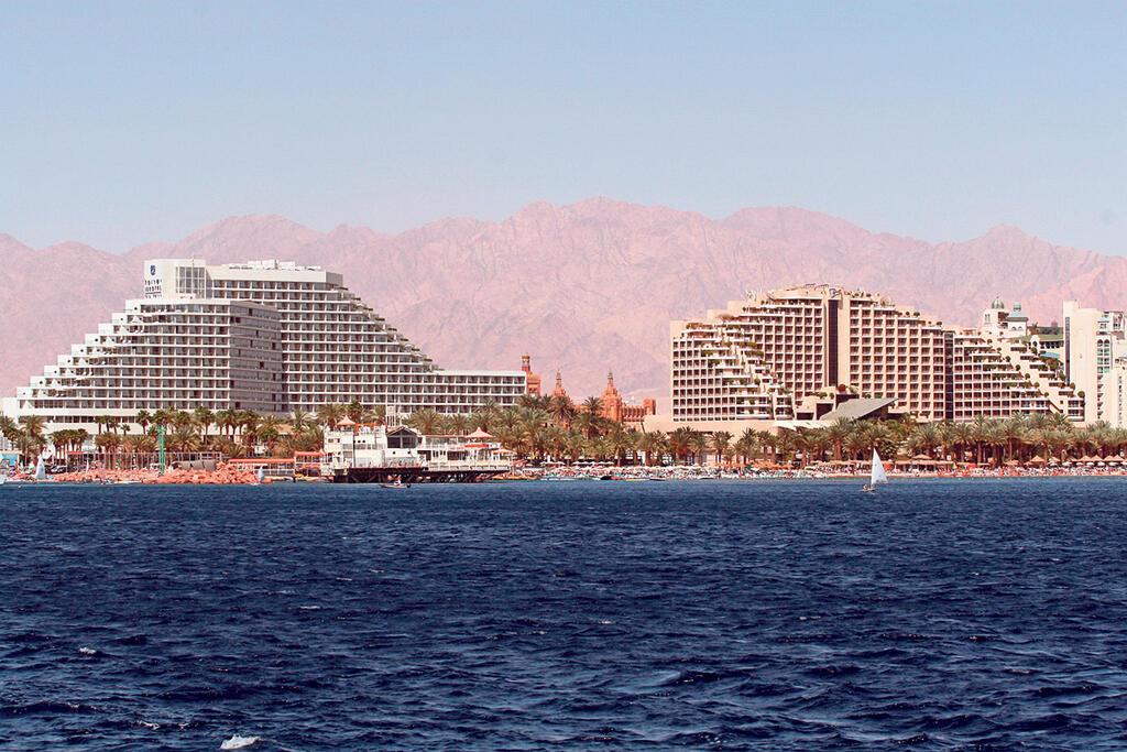 בתי מלון ב מפרץ אילת