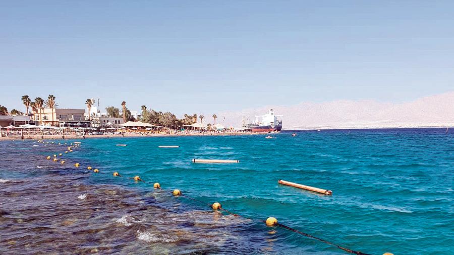 מפרץ האלמוגים אילת