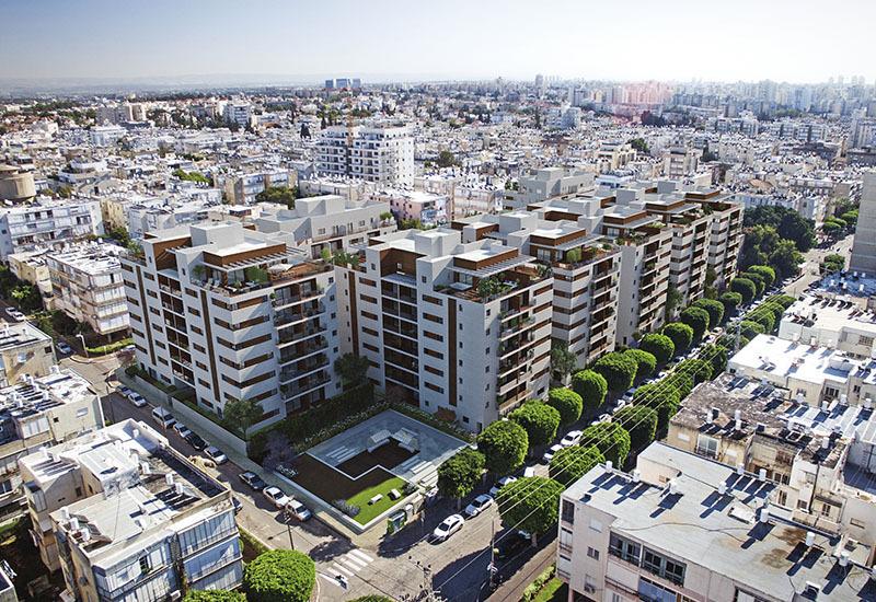 """פרויקט חנקין בחולון. """"הפינוי-בינוי הגדול והמקיף בישראל עם 440 דירות חדשות"""""""