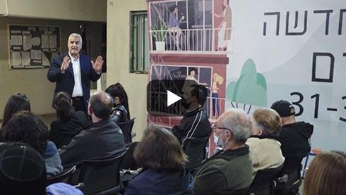 """עו""""ד ומהפכן: יוסי אומיד מביא את ההתחדשות העירונית לפריפריה הגיאוגרפית והחברתית"""