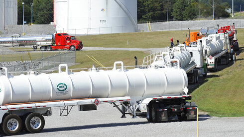 """בעקבות מתקפת סייבר: חברת הולכת הדלקים הגדולה בארה""""ב משותקת"""