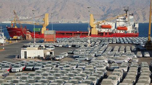 פקקים? המדינה מציעה להשכרה שטח בדרום לאחסון מכוניות חדשות