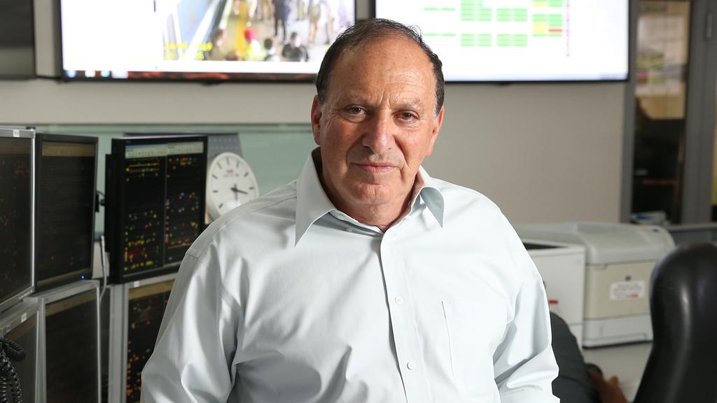 """מיכה מייקסנר מנכ""""ל רכבת ישראל"""