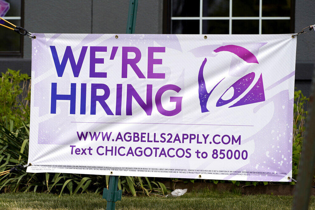 """תעסוקה אבטלה דרושים גיוס עובדים ארה""""ב"""