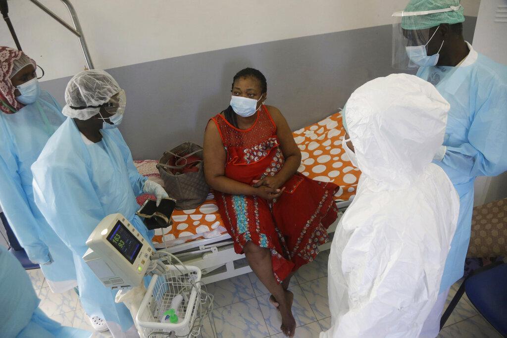 צ'אד אפריקה מדינות ללא חיסוני קורונה 2